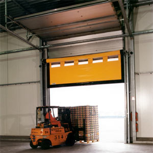 Скоростные ворота Dynaco M2 Compact