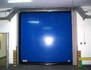 Скоростные ворота Dynaco D-311-LF