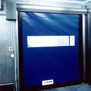 Скоростные ворота Dynaco D-311-LF Cleanroom