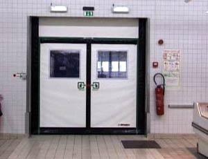 Скоростные ворота Dynaco M2 Emergency Exit