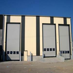 Скоростные ворота Dynaco M3 Power.