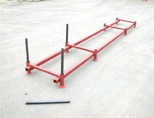 Промышленные рулонные скоростные ворота Dynaco обычная упаковка.