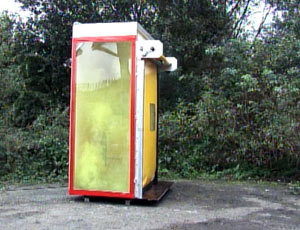 Промышленные рулонные скоростные ворота Dynaco тест на герметичность.